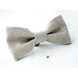 Bow Tie Csokornyakkendő natur