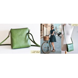 LITTLE BAG zöld (új)
