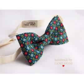 Bow Tie Csokornyakkendő angol mintás (új)