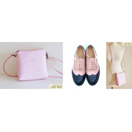 LITTLE BAG rózsaszín (új)