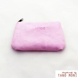 PÉNZTÁRCA rózsaszín (új)