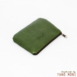PÉNZTÁRCA zöld (új)