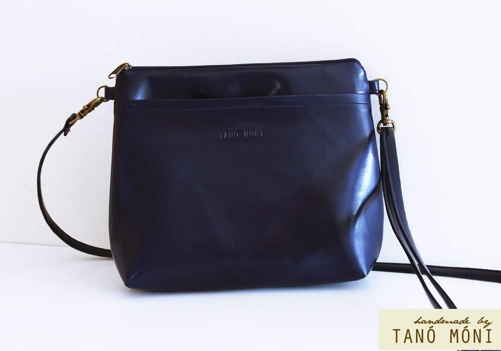 átvetős táska fekete